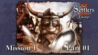 The Settlers 2 10th Anniversary - Vikings 1 - 1