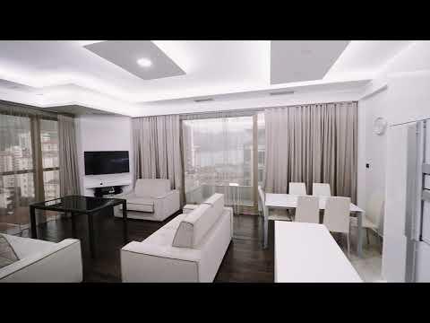 1 bedroom and 2 connecting studio apartments - Interior type 2 Porto Budva Complex