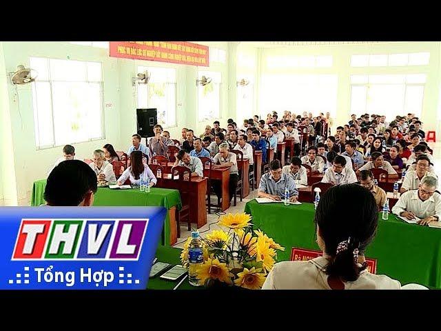 THVL | Ông Trần Văn Rón tiếp xúc cử tri  huyện Vũng Liêm
