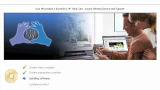 HP Officejet 4500 Windows Setup