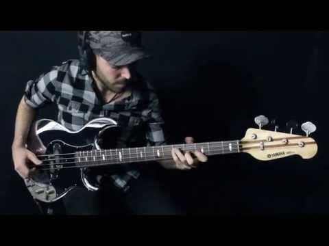 ED SHEERAN - Thinking Out Loud [All Bass Guitar Cover] by Miki Santamaria