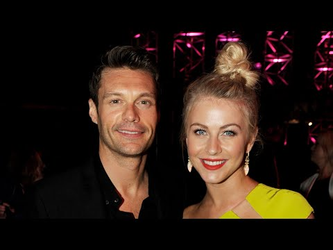 Ryan Seacrest Congratulates 'Stunning' Ex Julianne Hough On Her Wedding: 'Happy To See You Happy'