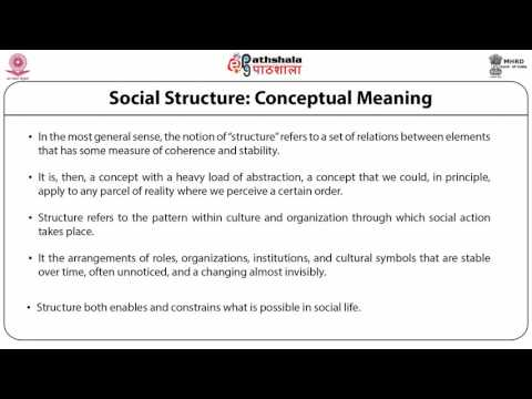 Society, Social structure and Social organisation, Community (ANT)