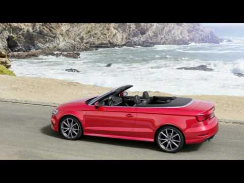 2017 Audi A3 Cabriolet Review Youtube