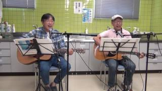 東大阪市瓢箪山やまなみプラザ3階調理室にて行なわれたミニライブ風景...