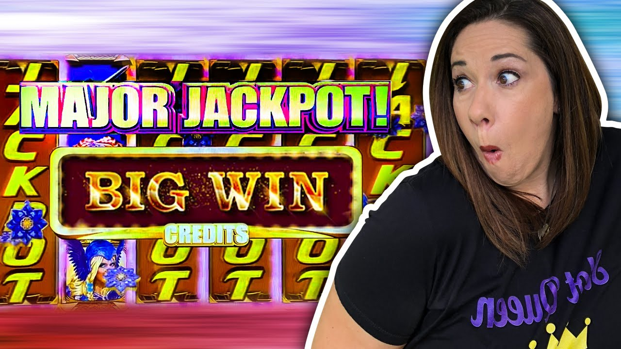 MAX BET BIG WIN !! MAJOR JACKPOT PROGRESSIVE ! FULL SCREEN ??