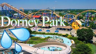 List Of Dorney Park And Wildwater Kingdom Rides