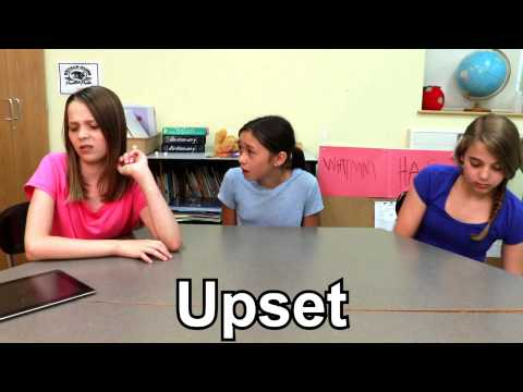 Social Skills Video: Think it Or Say It
