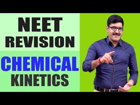 Chemical Kinetics Revision NEET-2017