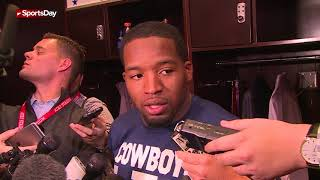 Alfred Morris on Cowboys loss: Just haven't been clicking offensively