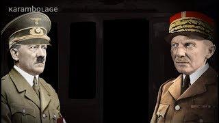 Rethondes - Wie Hitler Frankreich demütigte | Karambolage | ARTE