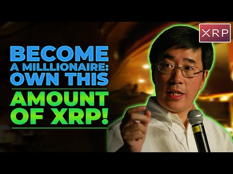 *SHOCK* This Is How Many XRP You Need To Become A Millionaire! (Revealed!)