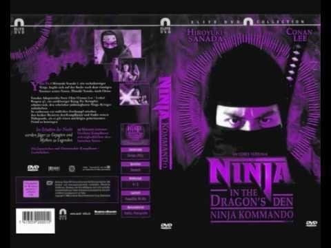 Ninja in the Dragons Den / Ninja Kommando 1982 - OST (HQ) 龍の忍者