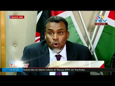 DPP Noordin Haji pays courtesy call to EACC officials