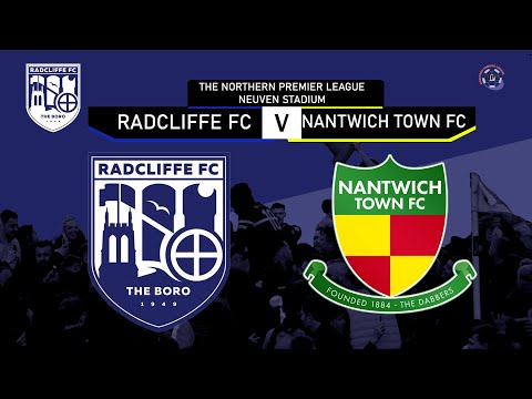 Radcliffe Nantwich Goals And Highlights