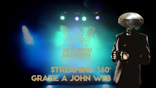 WEB SHOW AWARDS 2016 - Live 360° con John Web