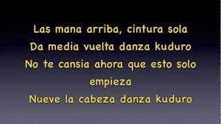 Danza Kuduro Don Omar feat Akon (Remix) Lyrics