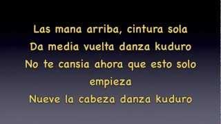 Danza Kuduro Don Omar feat Akon (Remix) Lyrics