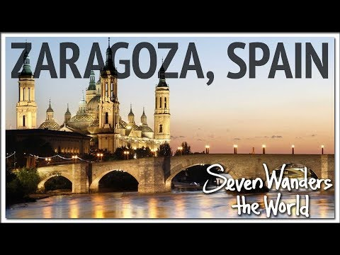 Spain Travel | How Expensive is Zaragoza? E480
