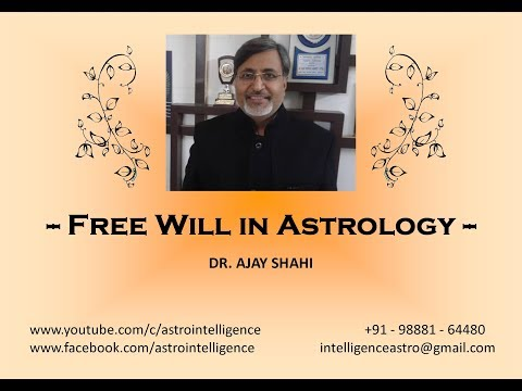 FREE WILL IN KARMAS - ULTIMATE Astrology