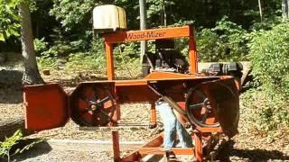 Milling Lumber Part 1