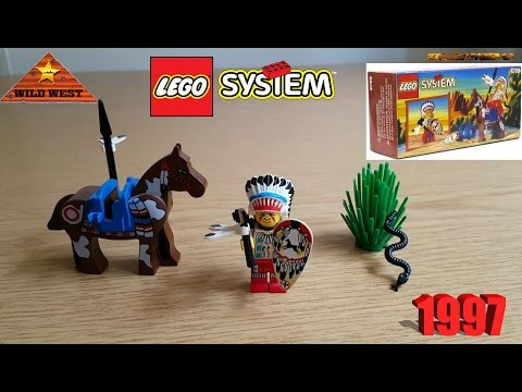 LEGO: Western Indian 6709 Tribal Chief 1997 Review