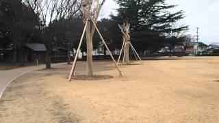 長野県松本市 バーベキュースポット あがたの森公園