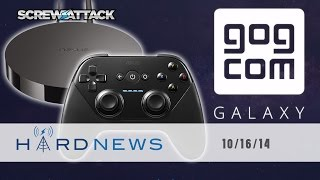 Google has a Microconsole, Xbone finds Controllers, GOG & Steam Games FREE | Hard News 10/16/14