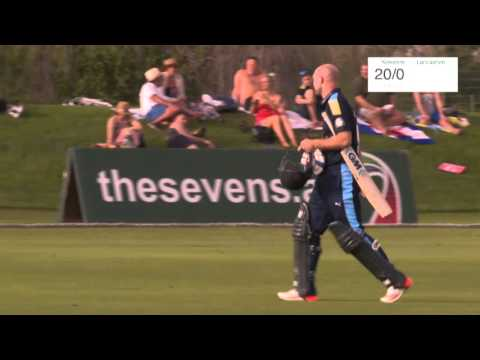 Emirates Airline T20 - The Final