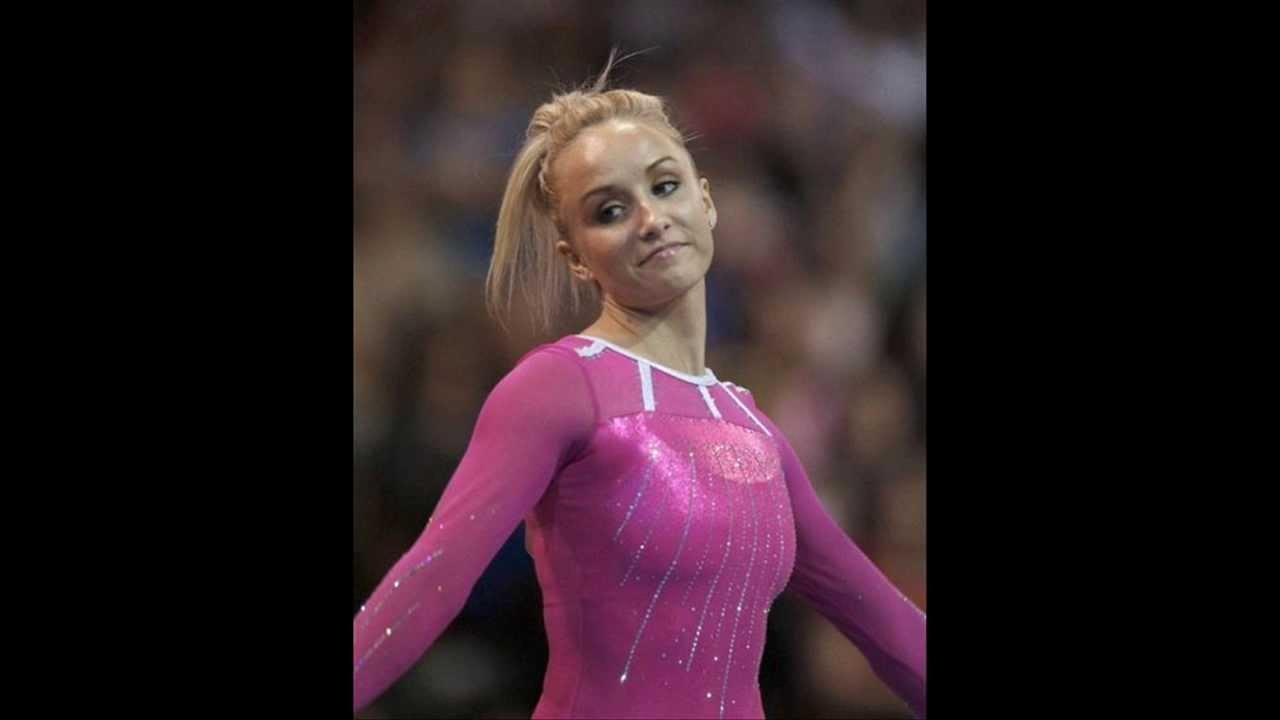 Dana Perino Was A Gymnast Bing Images