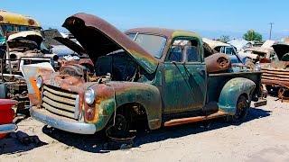 Download Junkyard Rescue! Saving a 1950 GMC Truck - Roadkill Ep. 31 Mp3 and Videos