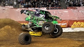 When monster truck shows go wrong - Fail Compilation