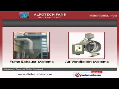 Air Pollution Control Equipment By Alfotech Fans, Pune