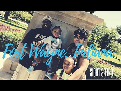 FORT WAYNE, INDIANA TRIP | SIGHTSEEING