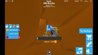 ROBLOX MINING SIMULATAR GIVE AWAY
