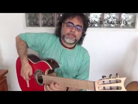 Vanquish dragging in picado and speed will be there/Level 2 flamenco guitar lesson Ruben Diaz Spain