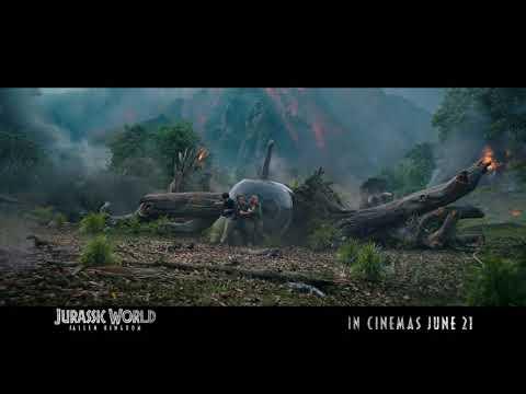 Jurassic World: Fallen Kingdom |  MIRACLE 30 | In Cinemas June 21