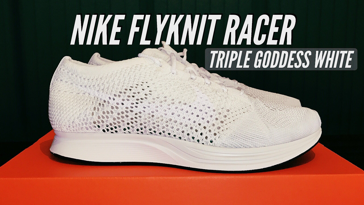 huge discount 2c7a8 6377e REVIEW  ON FOOT  Nike Flyknit Racer