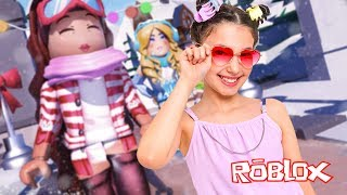Roblox Roblox - BATALHA DE LOOKS COM A MOMMYS (Fashion Famous) | Luluca Games