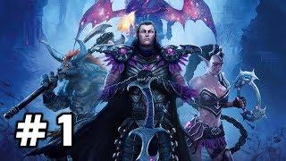 Might & Magic Heroes VI - Shades of Darkness - Part 1 (Raelag - Map 1)