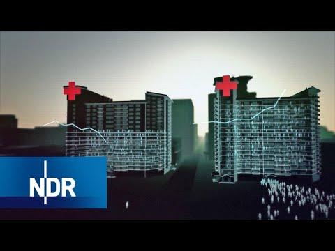 Die Macht der Krankenhäuser | Doku | 45 Min | NDR
