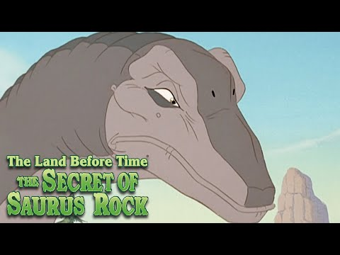 Littlefoot is Saved by Doc the Longneck | The Land Before Time VI: The Secret of Saurus Rock
