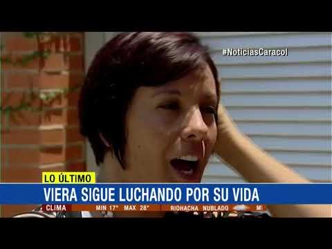 Alexis Viera despertó tras estar en estado crítico por ataque durante robo en Cali