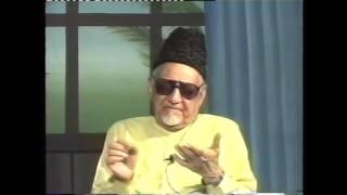Interview with Chaudhry Muhammad Ali (3)