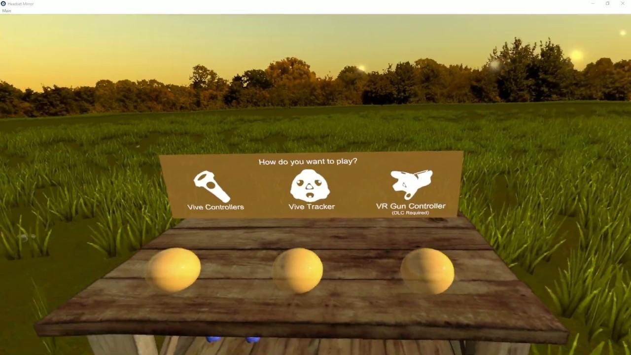 Shotgun shooting simulator in virtual reality | Clazer