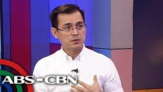 Isko Moreno explains 3-year rift with Erap Estrada | ANC
