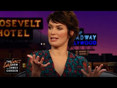 Lena Headey's Major Halloween Costume Fail