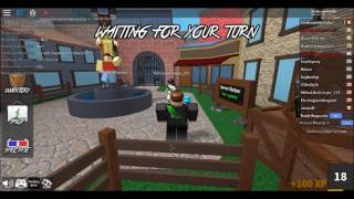 Roblox Murder Mystery This boy is ugly