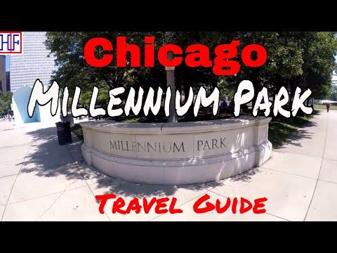 Chicago | Millennium Park | Tourist Attractions | Episode# 9