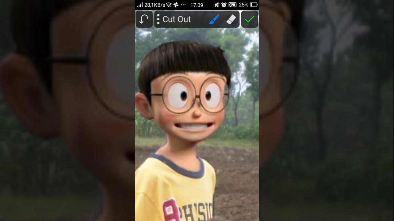 Gambar Kepala Nobita 3d Markas3d